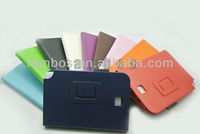 For Samsung Galaxy Note 8.0, PU Leather Flip Case Cover with Stand for N5100 N5110