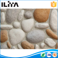 garden stone,,artificial stone, river stone for exterior decoration