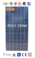 250w solar panel hot sale of best quality for factory price poly