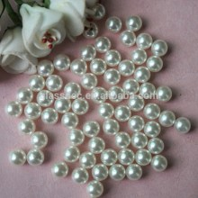 Wholesale 10mm ABS Pearl Without Hole