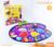 Pleasant music kids floor mats double sides rugs and carpets baby play mat