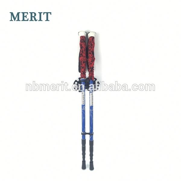 high quality popular t-grip 4 section adjustable