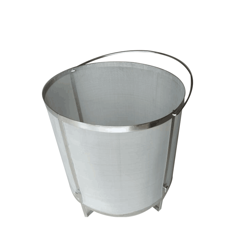 304 <strong>stainless</strong> steel Hop filter strainer /basket /homebrew hop spider buckets