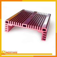 Aluminum Enclosure/Heatsink Shell/Extruded Profile heat sink enclousure
