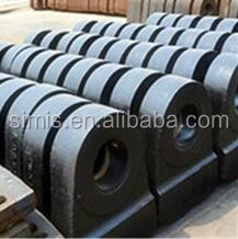 Hammer head for hammer crusher parts