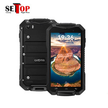 Waterproof Cell Phone Low Price Geotel A1 android 7.0 Shock Proof Android Rugged Phone