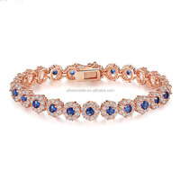 New Hot Sale Blue Crystals Luxury