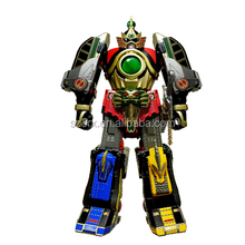 robot action figure/China manufacturer make custom assemble plastic articulation action figurine