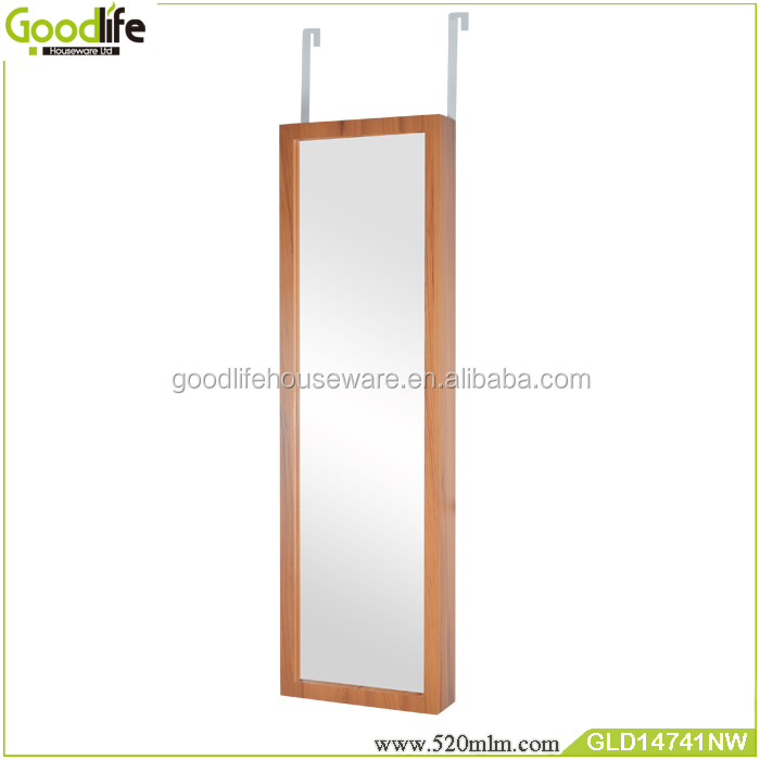 Jewelry cabinet wall cabinet sliding door