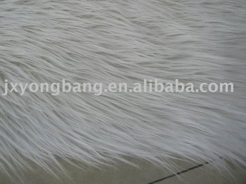 Long Woolen Fabric