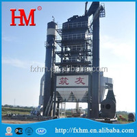 240cbm HMAP-ST3000 stationary asphalt Mixing Plants in 2016