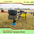 15L Agricultural uav long flight drones Ultra Low Volume (ULV) spraying drone crop duster