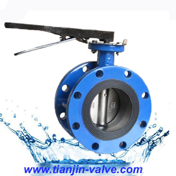 jis 10k single flange butterfly valve