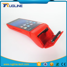 Combine the smartphone pos hardware with Printer,NFC Reader,WiFi and 3G 4G