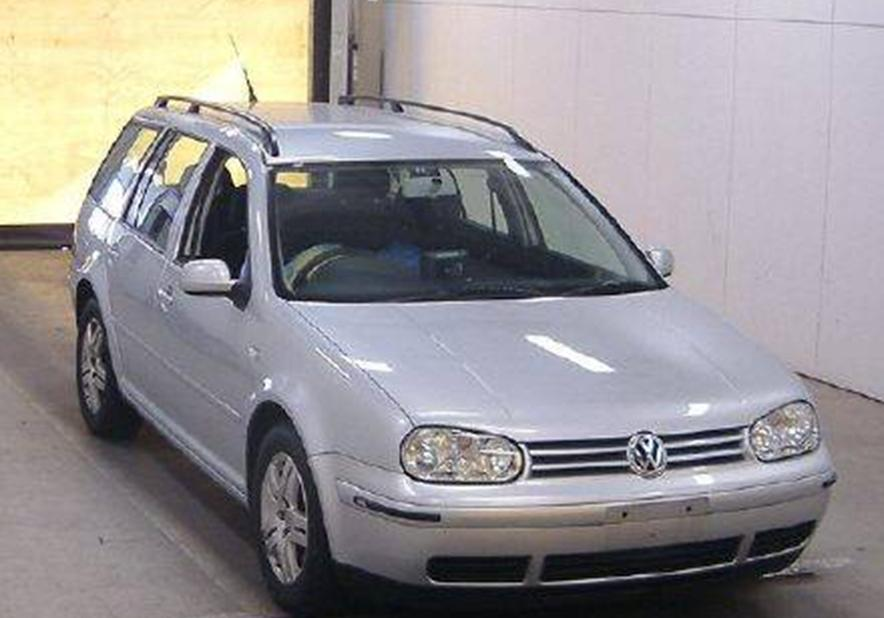 Used volkswagen VW Golf Wagon