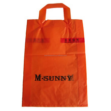 Best strong custom biodegradable printing shop fashion logo factory price plastic packing bag