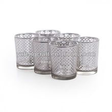 tea light candle holders wholesale glass candle jar glass oil burner lamp