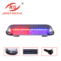 TBD-GA-801H (4D) light bar with strong magnetic off road flashing led lightbar led driving light