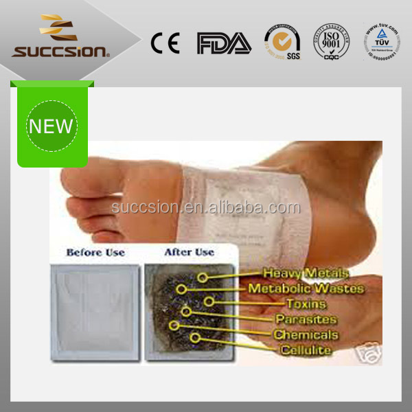 Bamboo Body Shaper Slimming Foot Patch & Detox Foot Pad