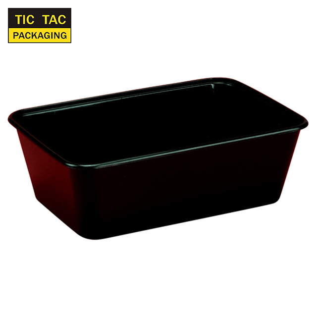 Eco Friendly Take Away Disposable Plastic Oven Safe Food Container
