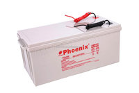 MF 12v 200 ah lead acid solar battery for gold manufacturer