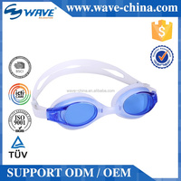 Hot Sale Safety Silicone Swimming Goggles Wholesale