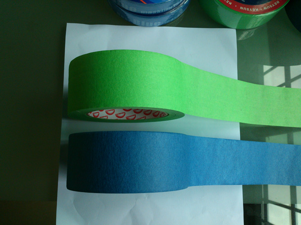 24mm Blue Painter's Tape
