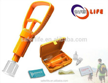Emergency First Aid Kit Bite & Sting Kits Venom Extractor Suction Snake Insect for Outdoor Sport