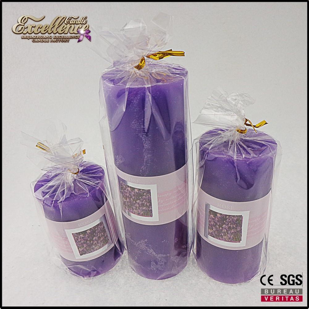 Hot Sale And Wholesale Decorative Column Pillar Candles 2