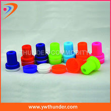 Promotional colorful lovely plastic stamps for kids