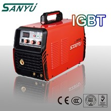 Sanyu 2016 CE approved Inverter Welding Machine ARC-400IGBT