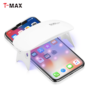 NEW Product !!! T-MAX 3D Curved Case Friendly UV Liquid Full Glue Glass For iPhone X Tempered Glass Screen Protector
