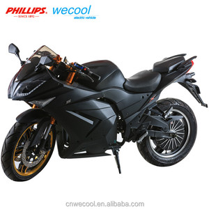 PHILLIPS High Speed Battery Powered 72v 8000w Adult Electric Motorcycle