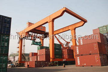 container gantry crane China supplier for sale