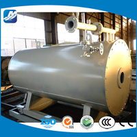 oil and gas fired thermal organic heater thermal oil boiler