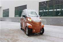 CE/EEC /COC Approved Electric Automobile/Motorcycle mini Cars