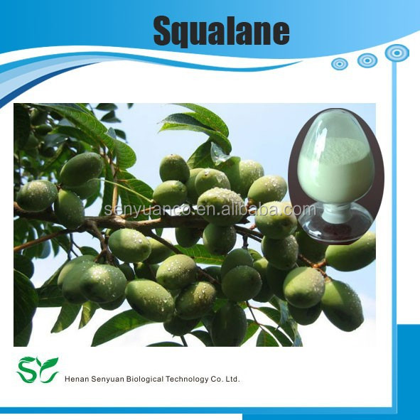 Raw materials: High quality Squalane in Stocks
