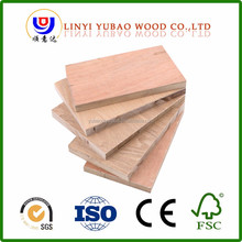 Paulownia sizes flexible18mm Block board