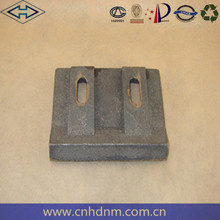 High quality manganese asphalt mixer plant spare parts