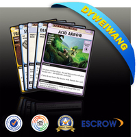 Wholesale custom print and play card games