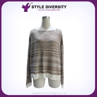 2015 Hot Sales Glassic Newest Design 100% Angora Sweater