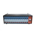 Tinko12 poles hot sale PID/AUTO temperature controller for plastic injeciton mould