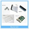 5 IN 1 Raspberry Pi Model B plus Board + 3 heat sinks + Pi Cobbler GPIO + 1 board case l+1pcs cable