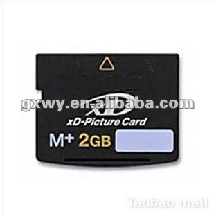 Good quality For 2GB ipad card reader memory stick card xd card