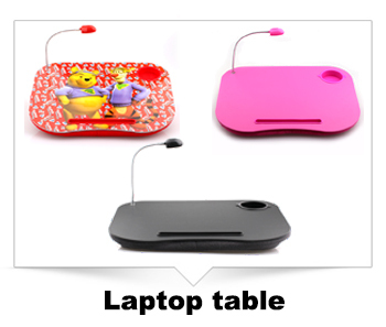 Portable laptop table,laptop desk,lap desk