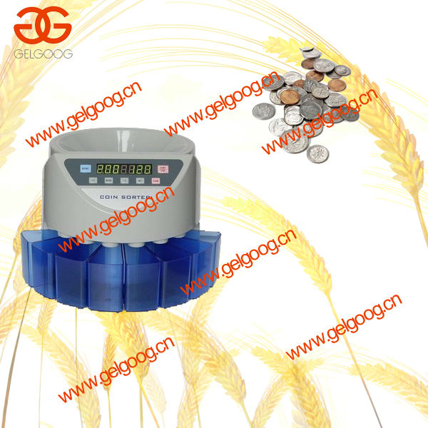 Coin Sorting Machine|Automatic Coin Counting Machine