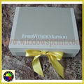 Magnetic Collapsible Closure Gift Box For Packing Dress