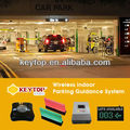 Wireless indoor parking guidance system