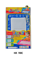 Kids Educational Toy Water Doodle Drawing or Writing with pen