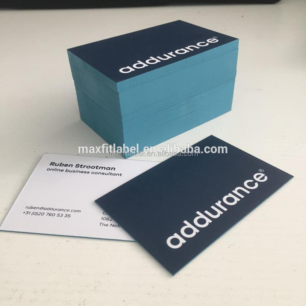 Custom Business Card Printing Hight Quality Customized Business Paper Card Printing or Greeting Card